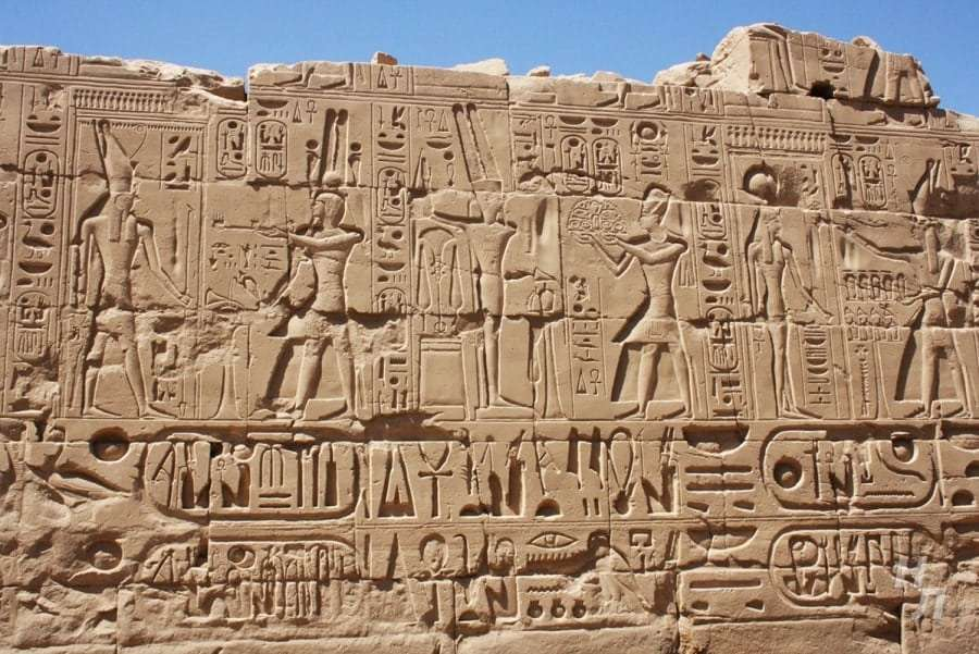 Египетское письмо