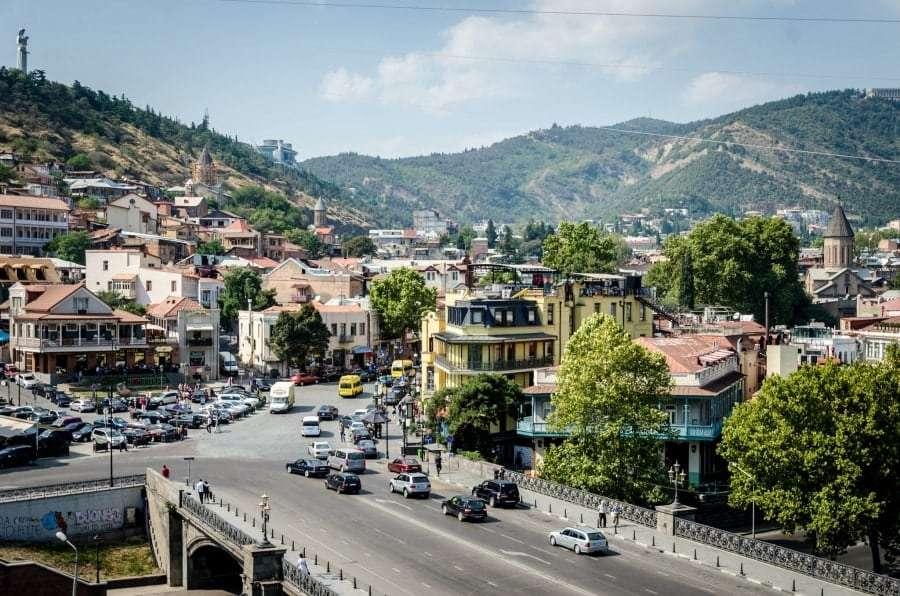 Гудаури: как добраться из Тбилиси