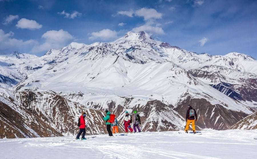Гудаури - ски резорт