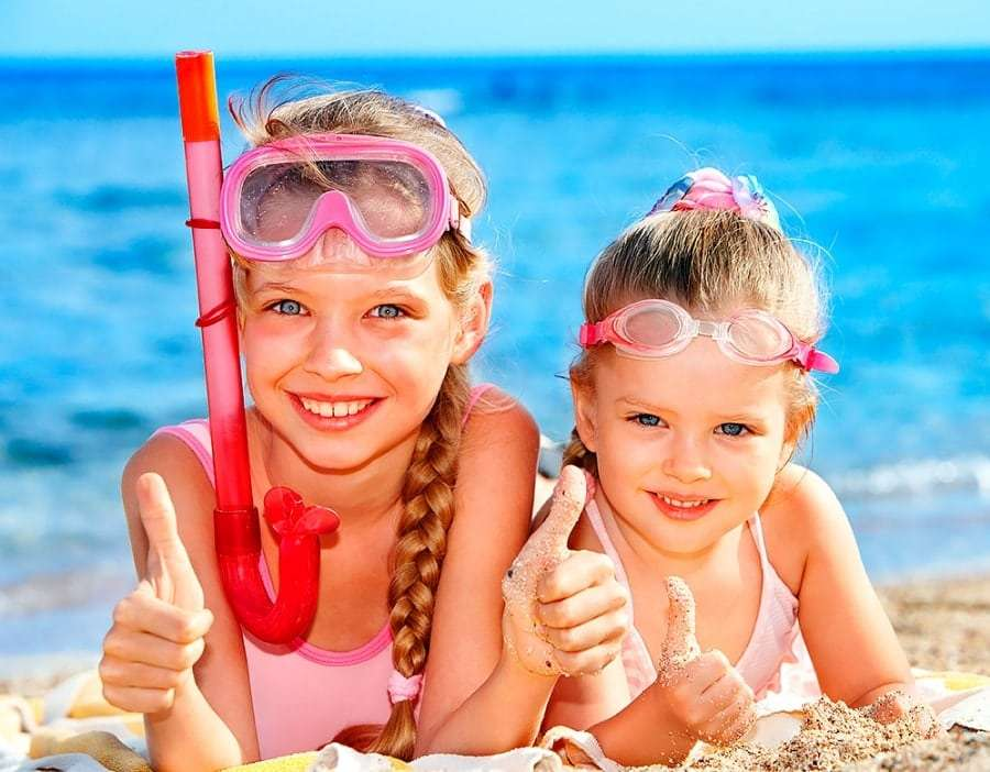 Хургада: отдых с детьми
