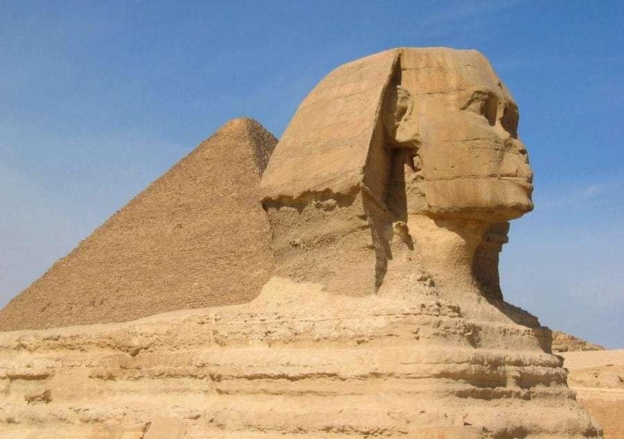 Какая температура в Египте