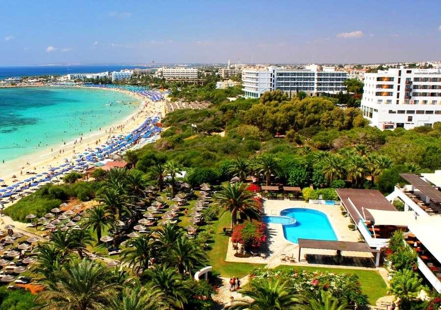 Кипр, Айя Напа - отели