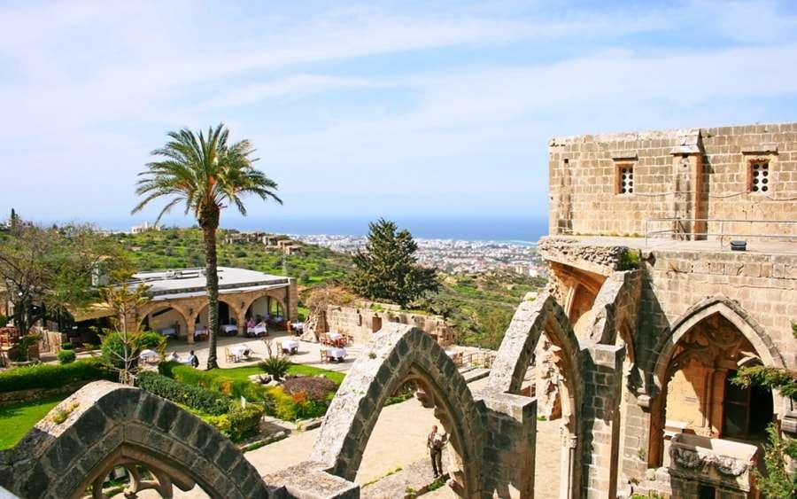 Кипр: климат