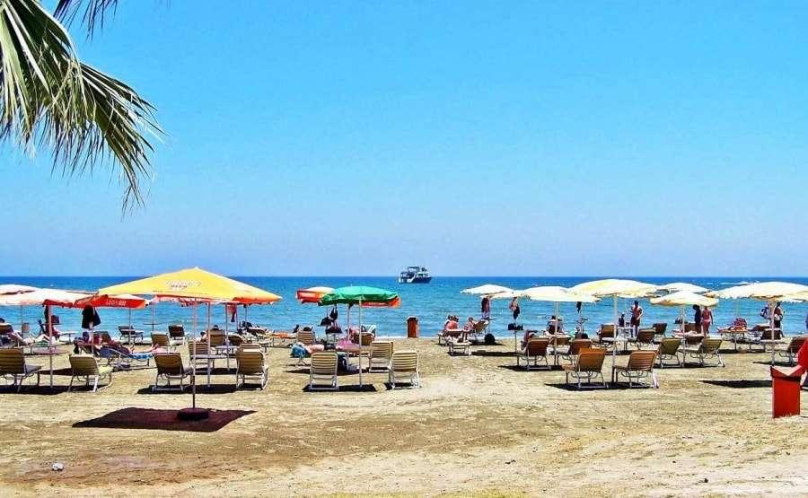 Кипр, Ларнака - фото