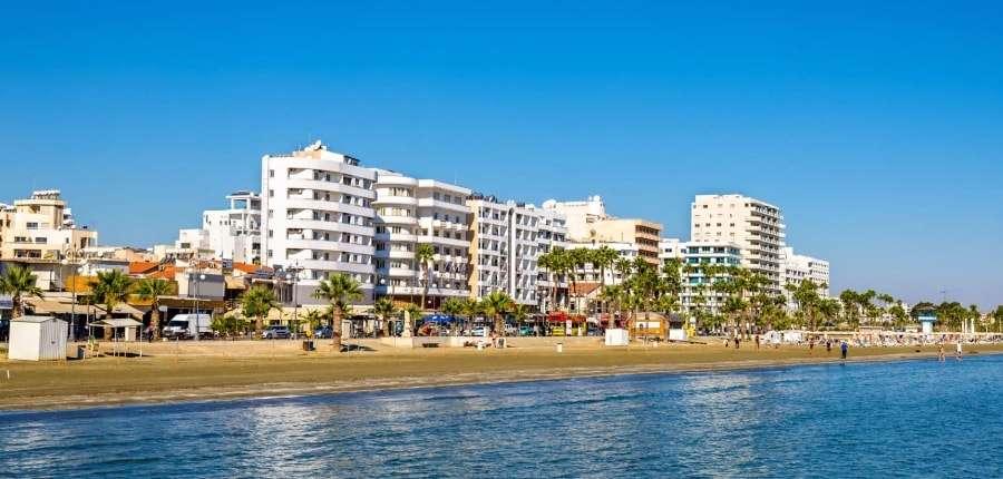 Кипр, Ларнака: море
