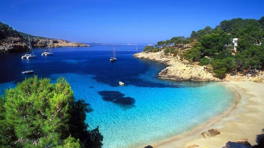 Кипр - море