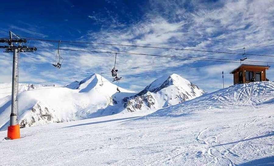 Лыжный отдых в Боровце