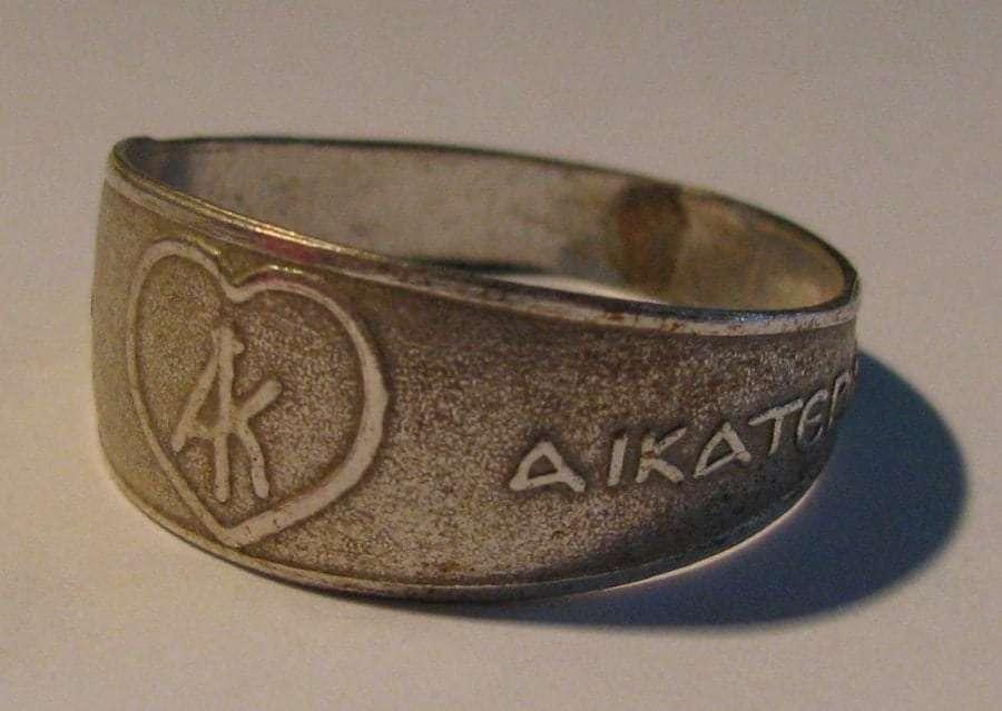 Монастырь Святой Екатерины - кольцо