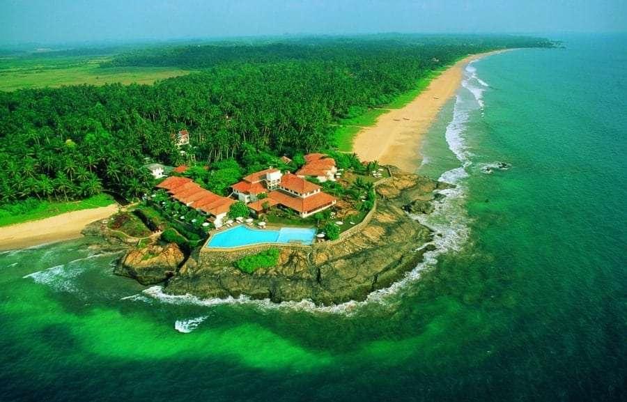 Одесса - Шри-Ланка