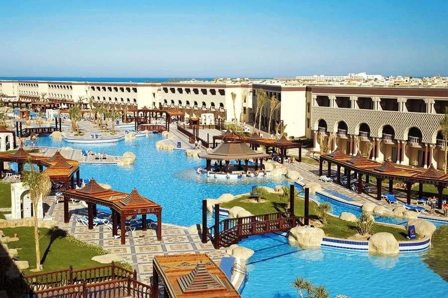 Отель, Египет