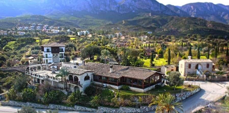Отели Северного Кипра