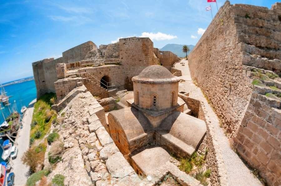 Перелет на Северный Кипр