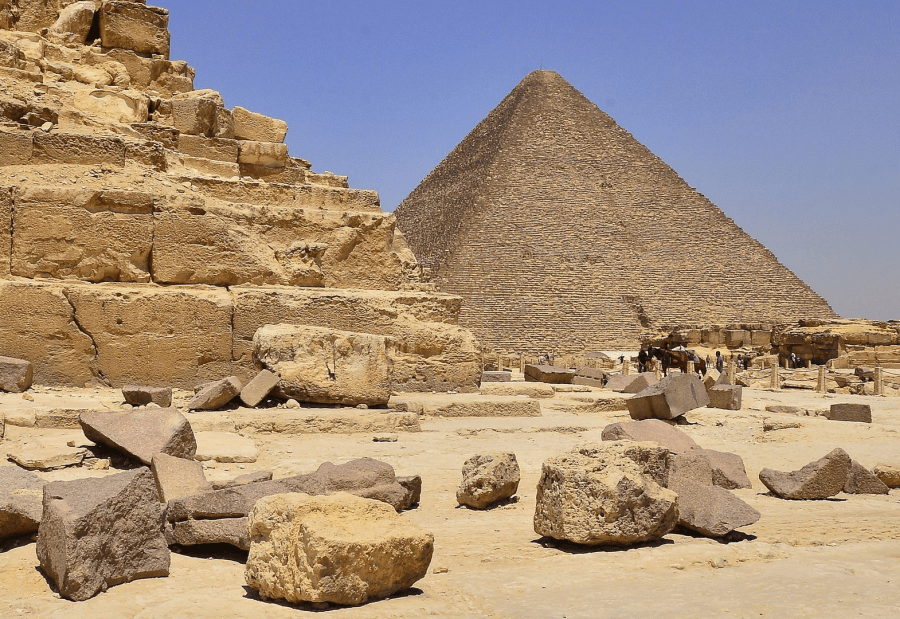 Пирамиды Египта - Шарм-эль-Шейх