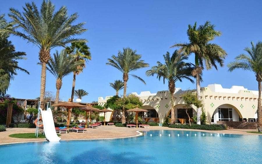 Погода на курортах Египта