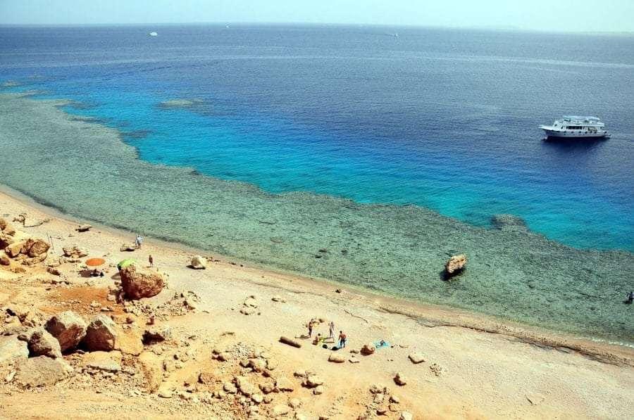 Погода в Египте - июнь-июль