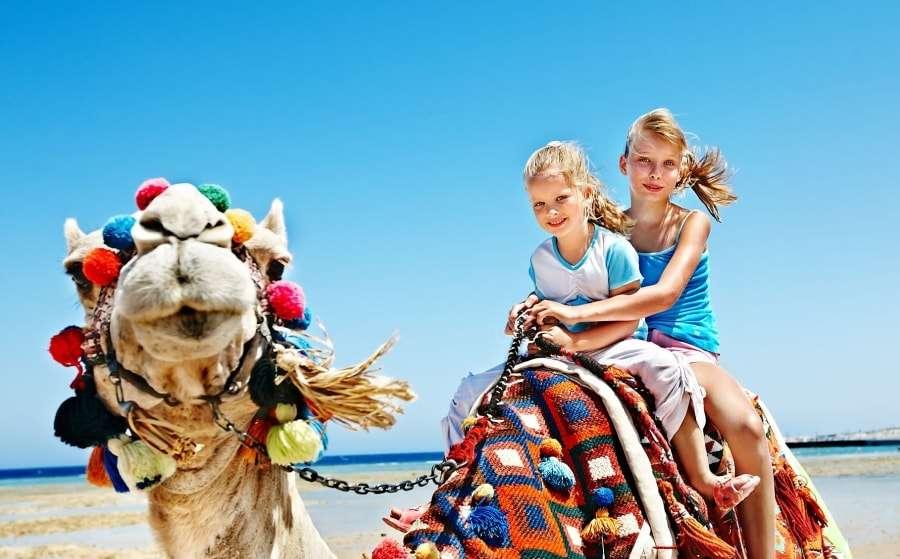 Расстояние от Хургады до Шарм-эль-Шейха