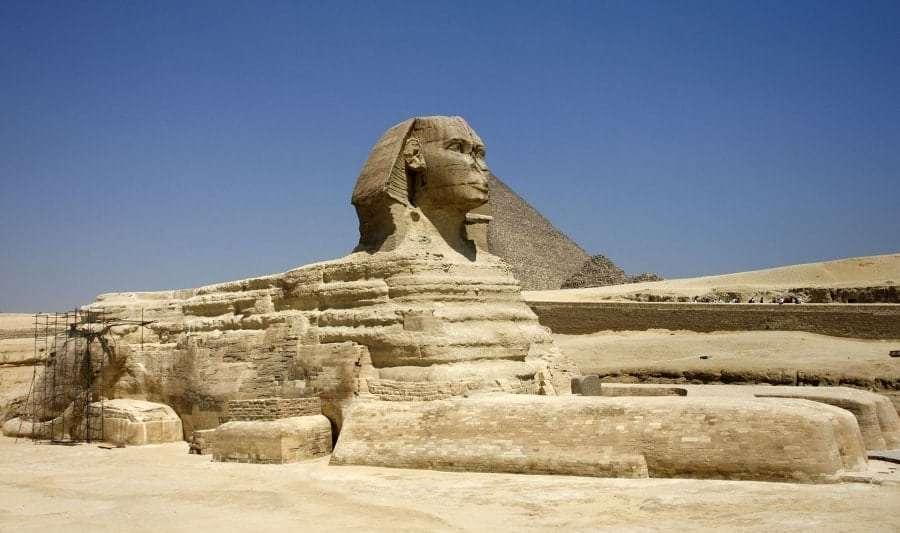 Шарм-эль-Шейх до пирамид