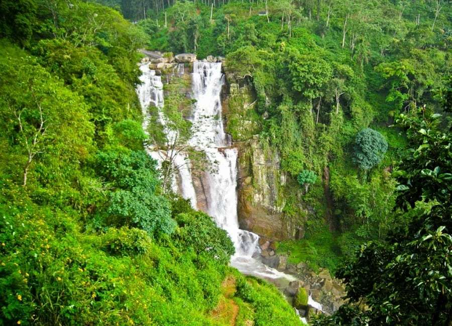 Шри-Ланка: сколько лететь из Киева