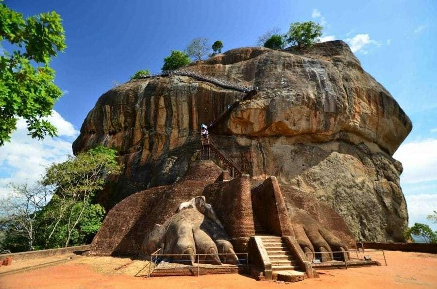 Шри-Ланка: сколько летать из Киева