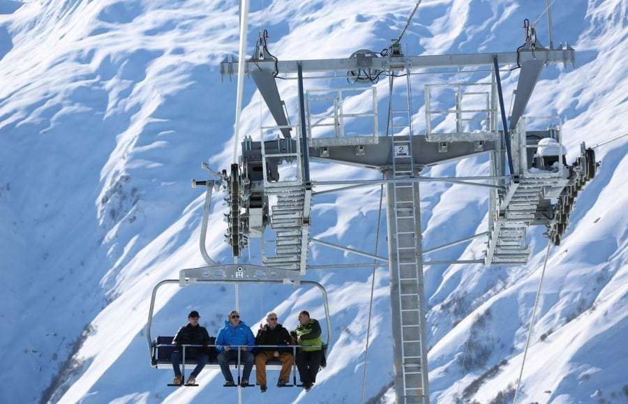 Ски-пасс - Гудаури 2019