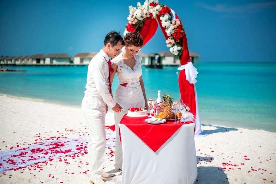 Свадьба на Мальдивах - цена
