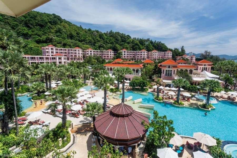 Тайланд, Пхукет - отели