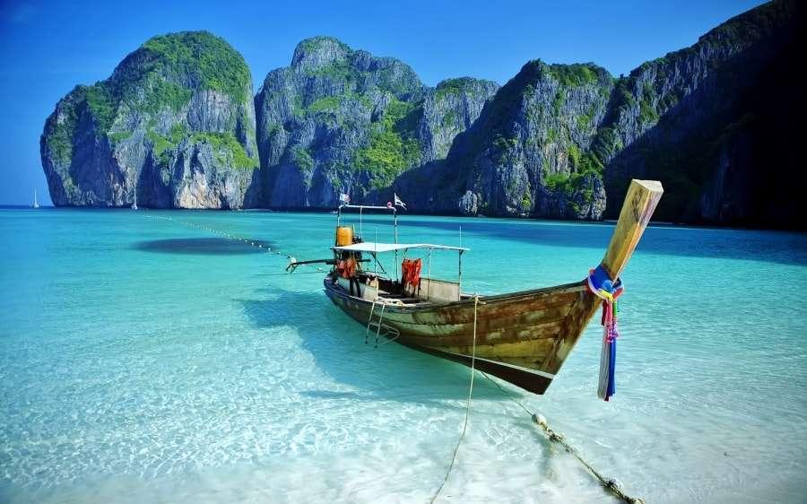 Тайланд: погода по месяцам