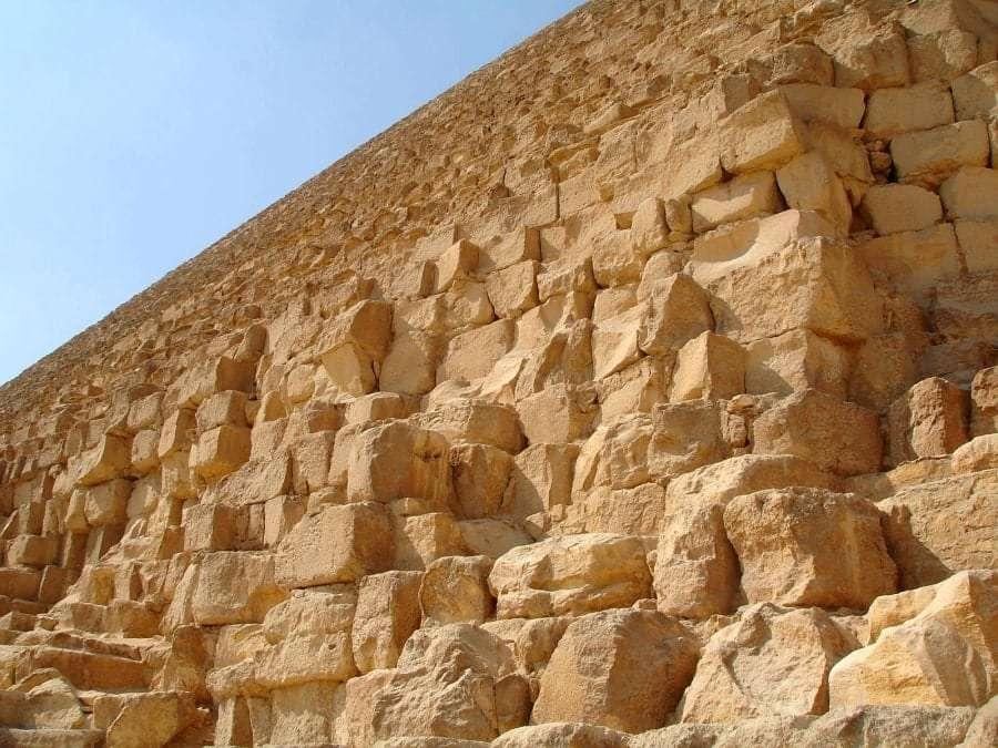Тайнф египетских пирамид