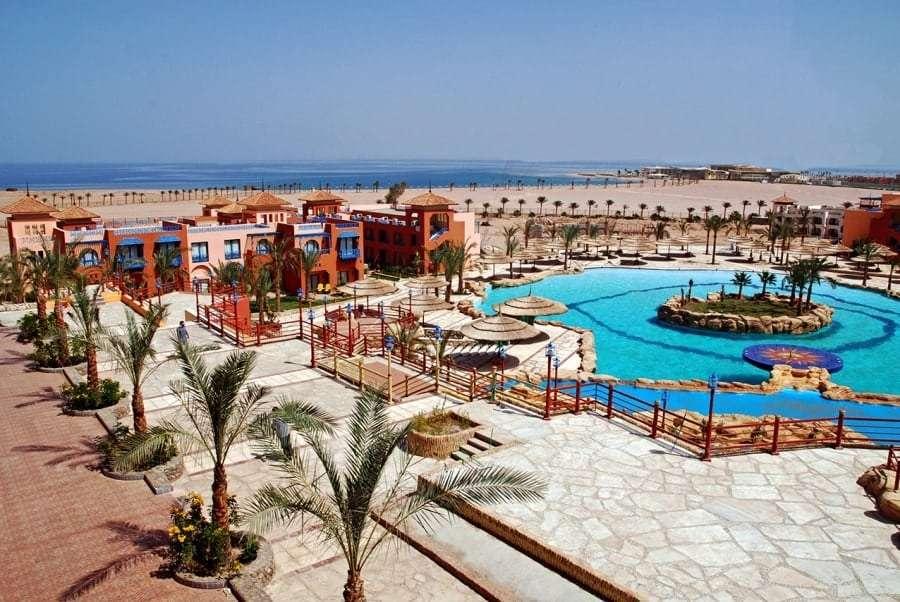 Температура в Египте в апреле