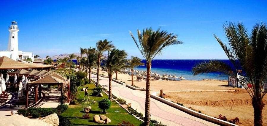 Температура в Египте в декаьре