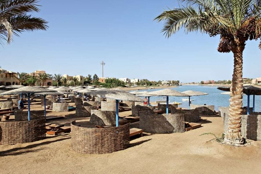 Температура в Египте в ноябре