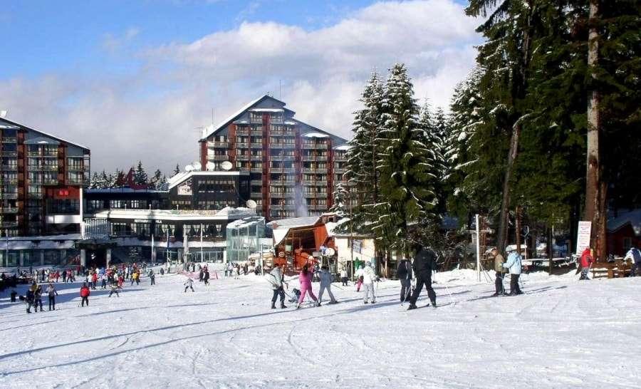 Зимний отдых в Боровце