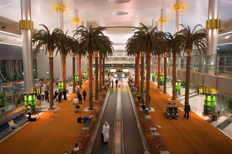 Аэропорт Дубаи, терминал 2
