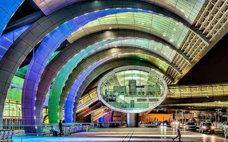 Аэропорт Дубай, терминал 3