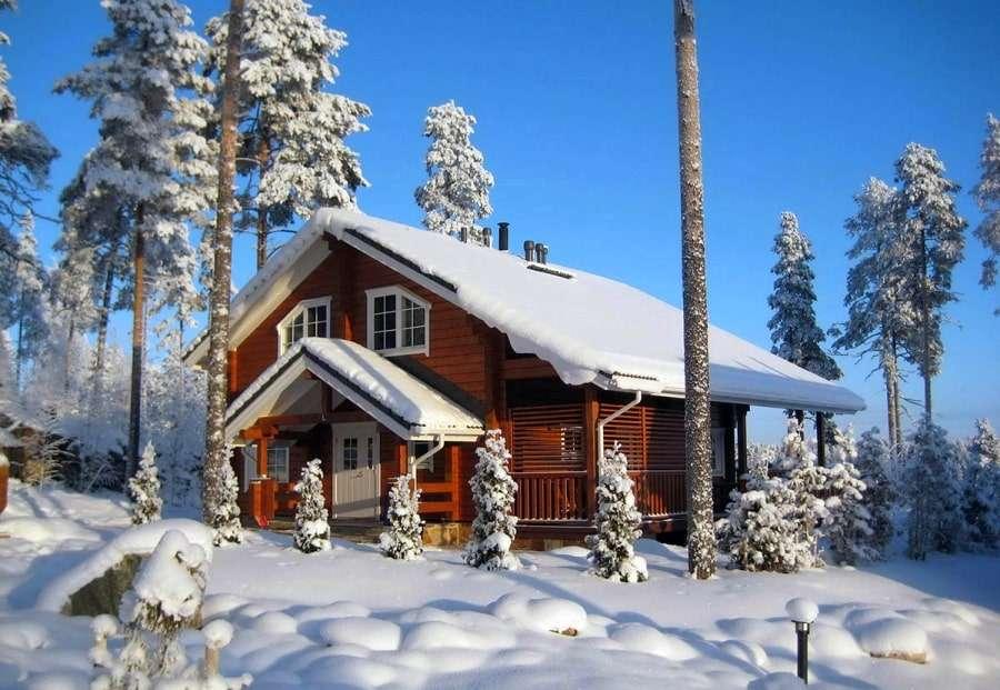 Автобусные тур в Финляндию из Киева