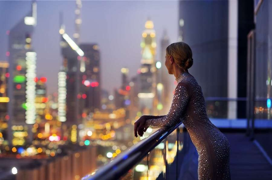 Дубай - страна ОАЭ
