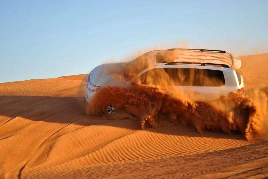 Экскурсия Сафари в Дубаи