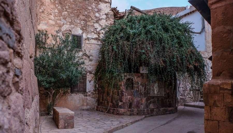 Колодец Моисея в Монастыре св. Екатерины
