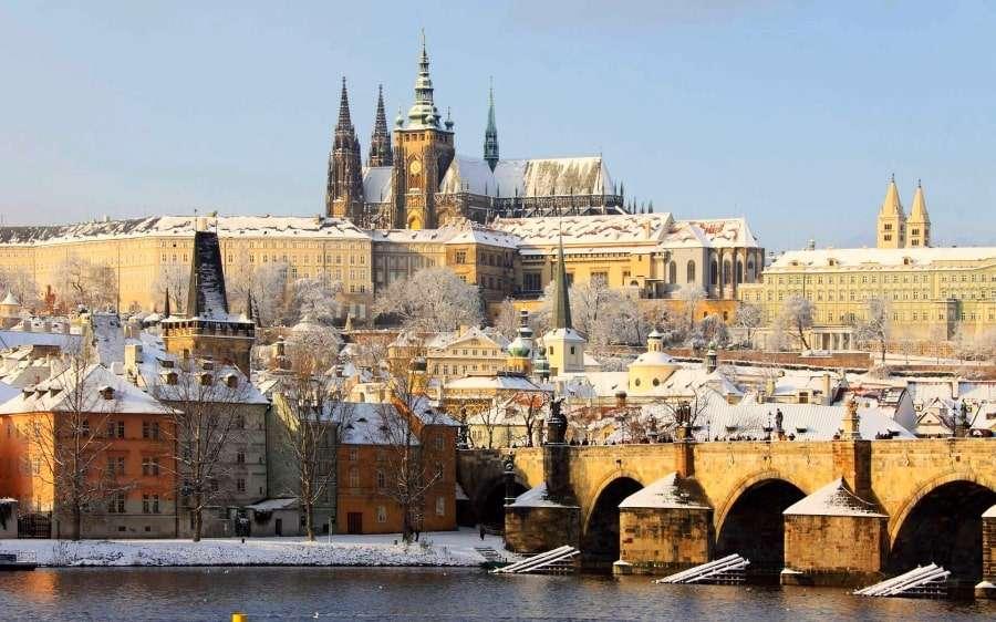 Горнолыжные туры в Европу на Новый год