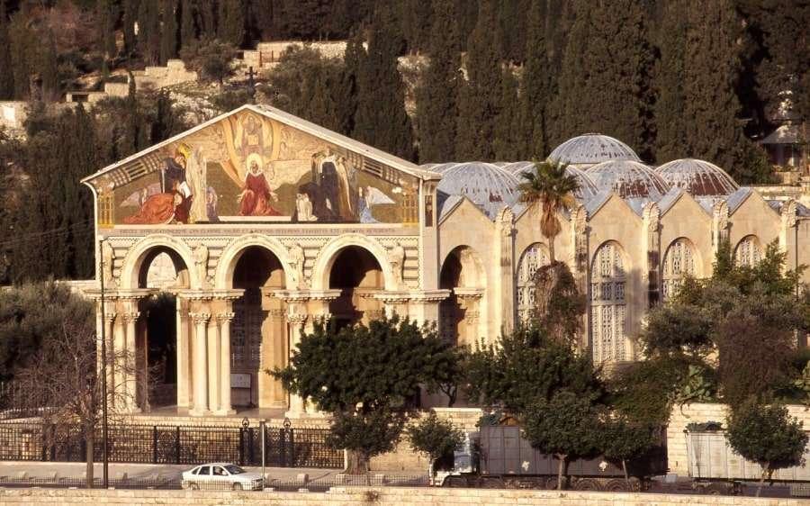 Православный храм в Иерусалиме