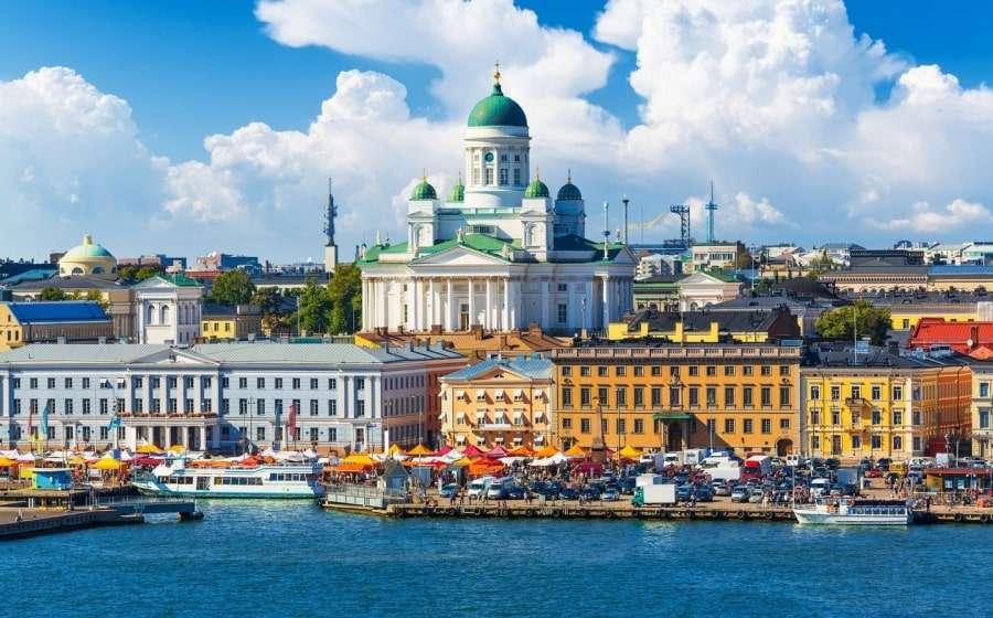 Фото г. Хельсинки, Финляндия