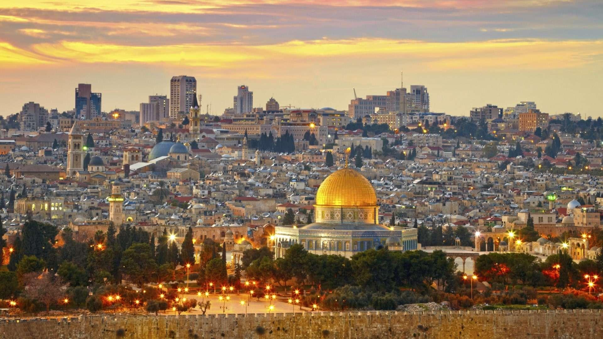 Главный храм Иерусалима