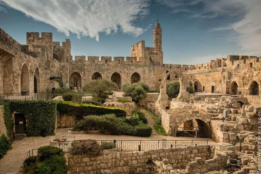 Экскурсии к достопримечательностям Иерусалима