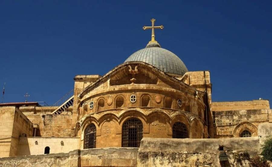 Иерусалим: святые места