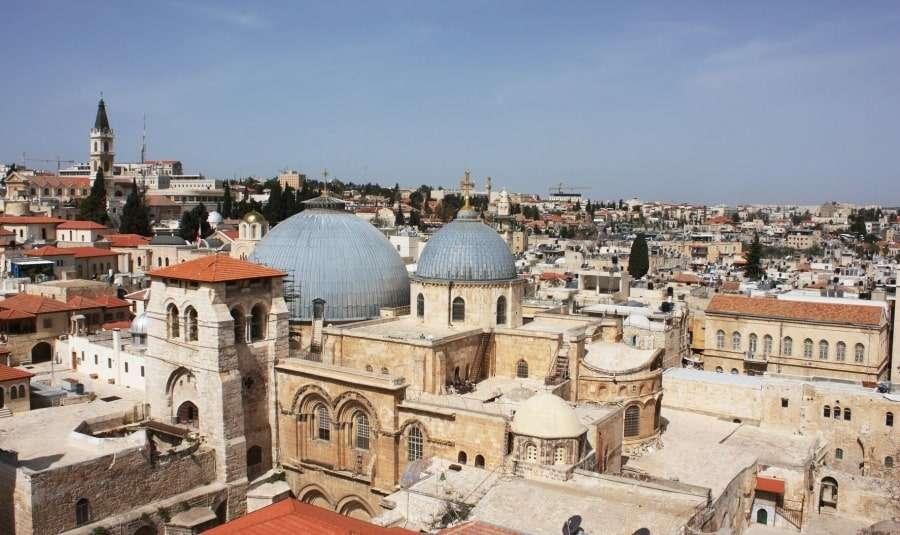 Фото города Иерусалим