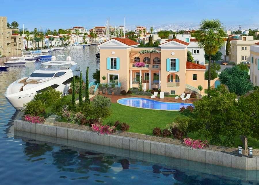 Кипр: цены на недвижимость