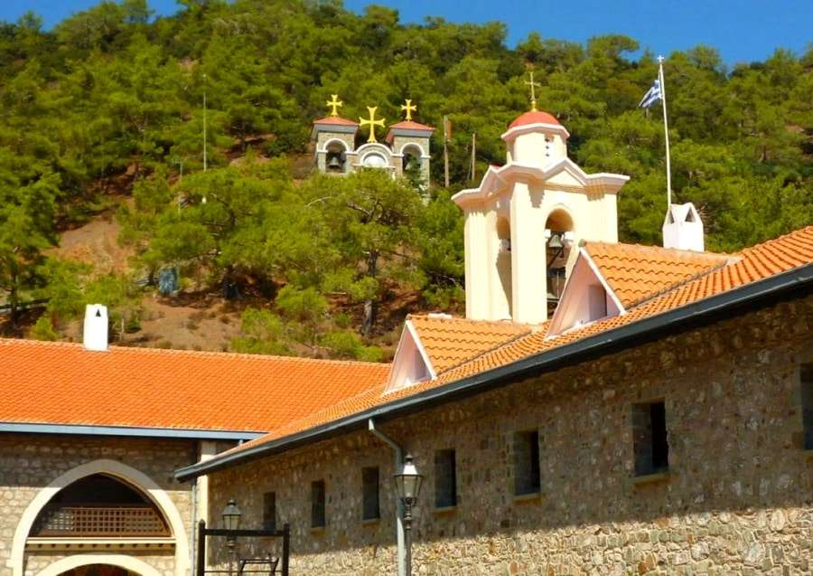 Кипр: экскурсии
