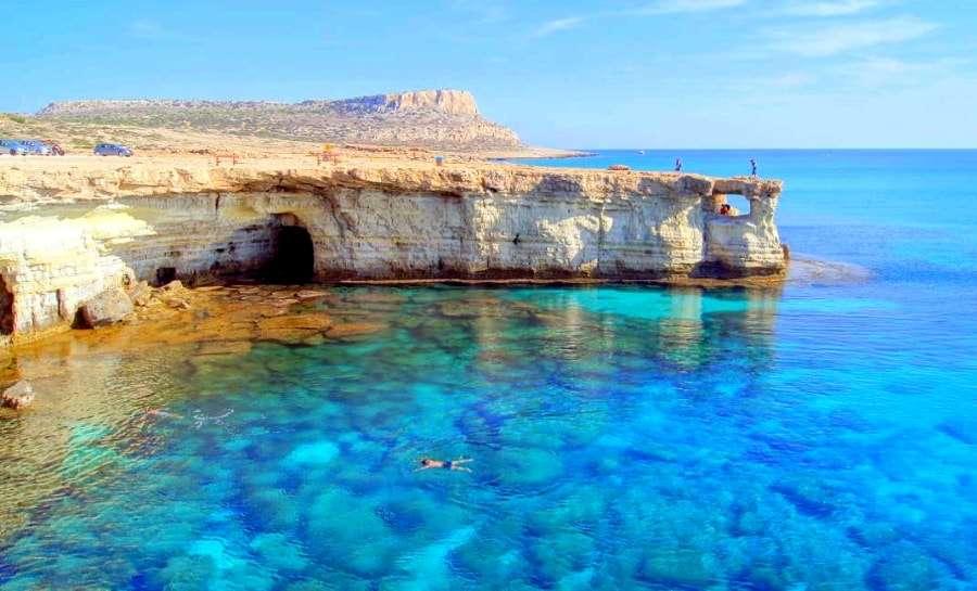 Кипр: интересные места