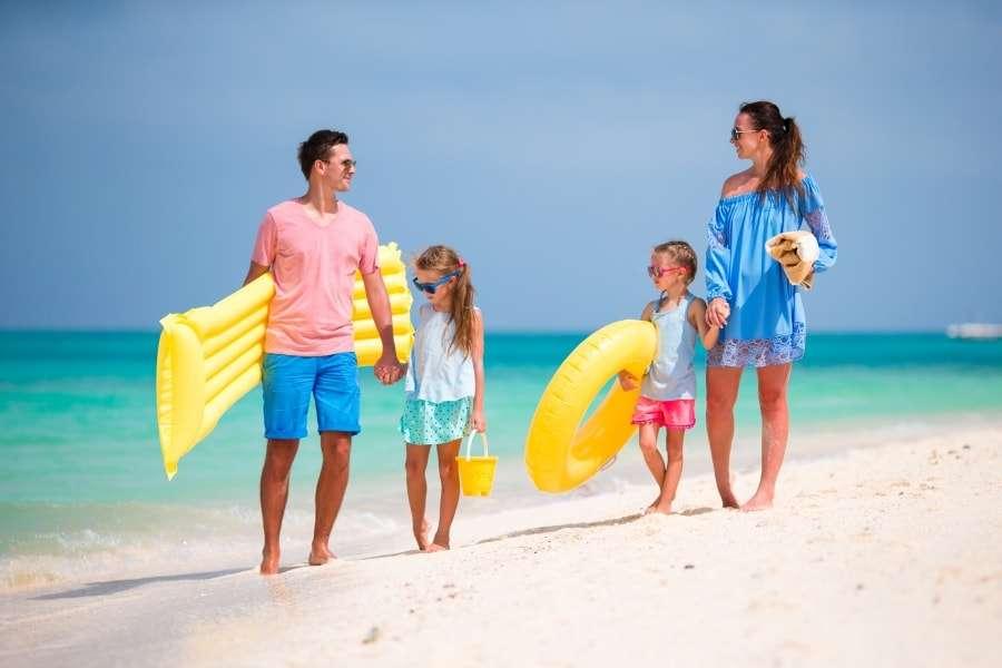 Кипр: отдых с детьми