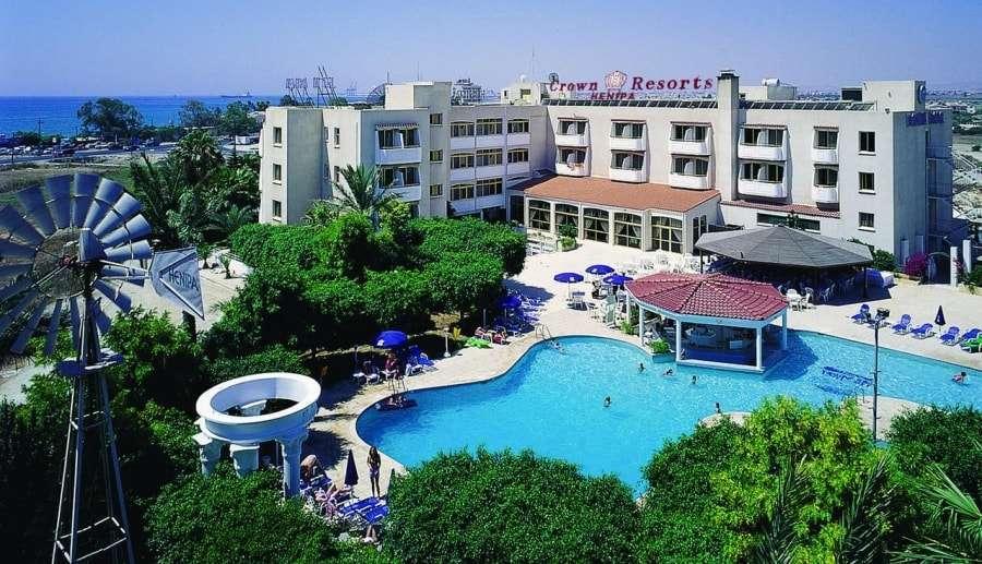 Кипр: отели 5 звезд - цены